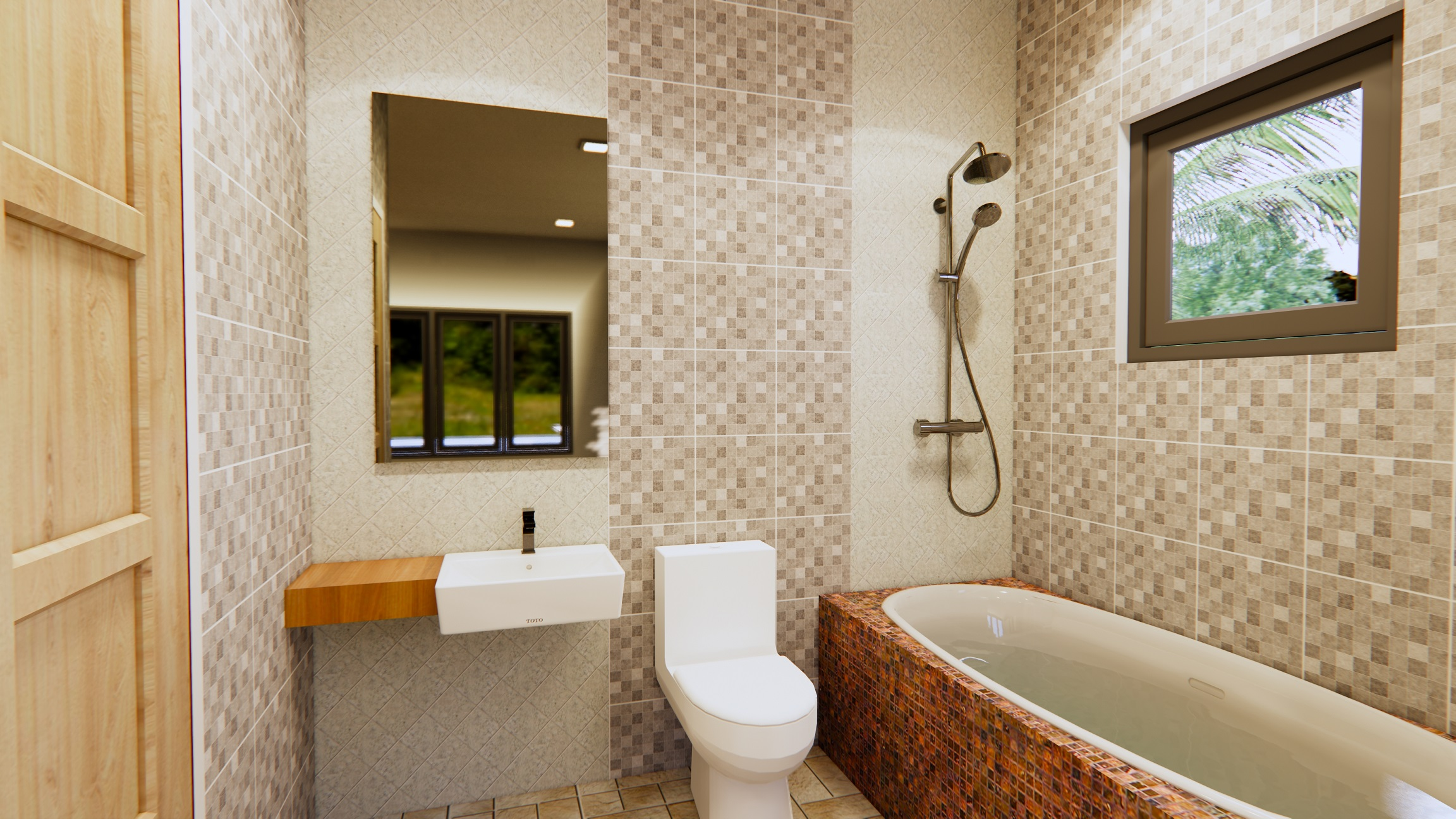 Get to know the Trendy Bathroom Renewal Ideas 2018